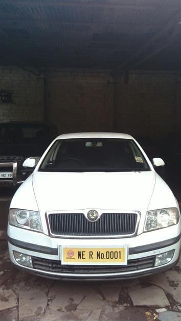 Used Skoda Laura L and K MT (Id-631159) Car in Mumbai