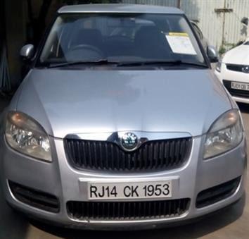 Used Skoda Fabia 1.2 MPI Classic (Id-586724) Car in Jaipur
