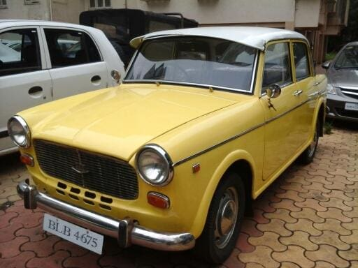 Used Fiat Palio 1.6 GTX (Id-580877) Car in Mumbai