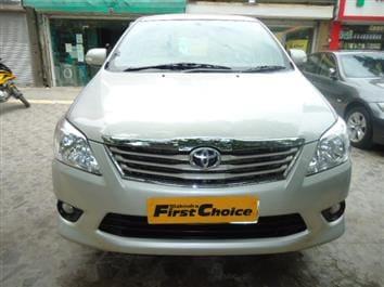 Used Toyota Innova 2004-2011 2.5 VX (Diesel) 7 Seater BS IV (Id-587526) Car in New Delhi