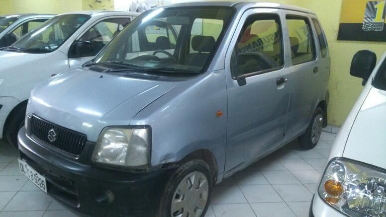 Used Maruti Wagon R LXI BS IV (Id-634302) Car in New Delhi