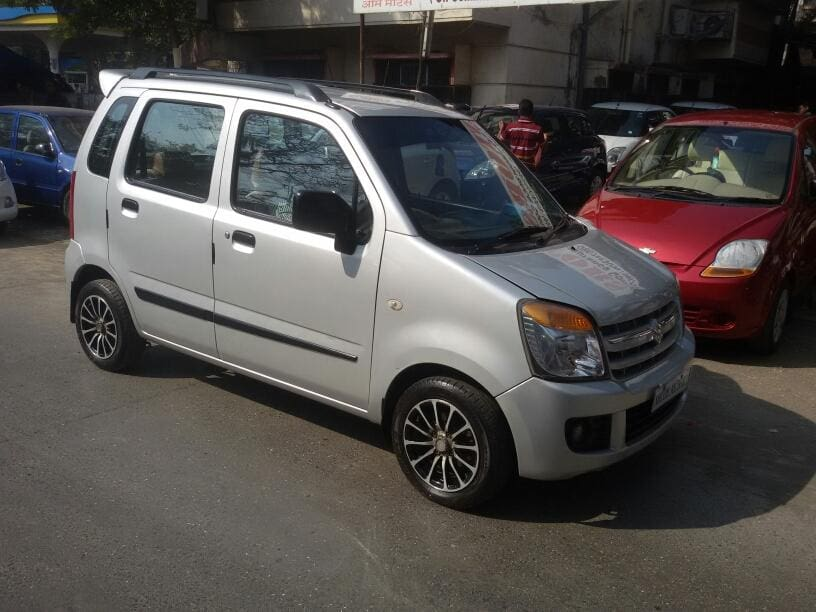Used Maruti Wagon R VXI BS IV (Id-668737) Car in Mumbai