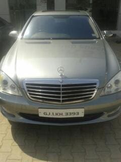 Used Mercedes-Benz S-Class S 350 CDI (Id-722448) Car in Ahmedabad