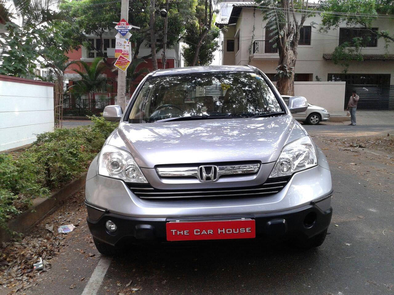 Honda Cr V Used Car Price In Bangalore