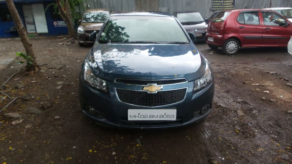 Used Chevrolet Cruze 2010-2011 LTZ (Id-883554) Car in Navi Mumbai