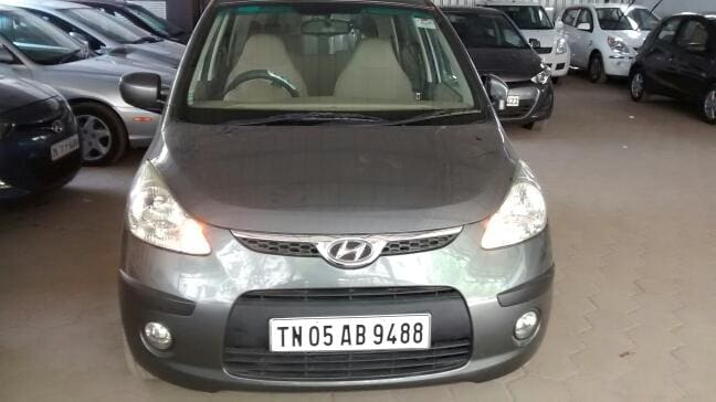 Used Hyundai i10 Magna 1.2 iTech SE (Id-702727) Car in Chennai