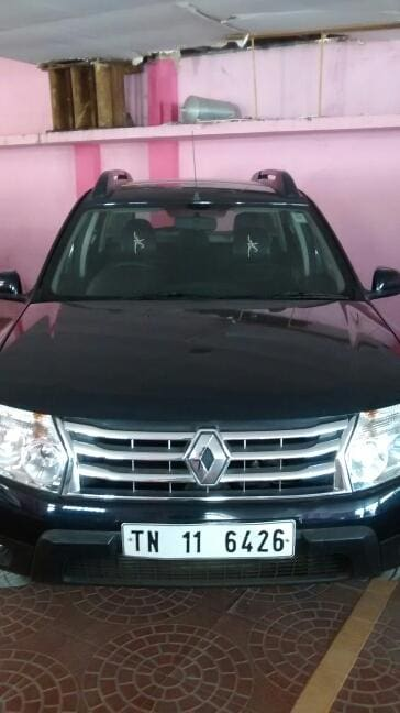 Used Renault Duster Petrol RxL (Id-641325) Car in Chennai