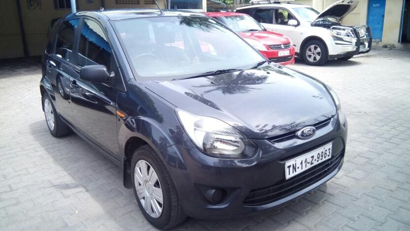 Used Ford Figo 2010-2012 Diesel EXI (Id-926159) Car in Chennai