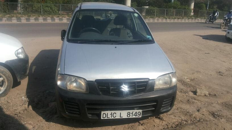 Used Maruti Alto LXi (Id-793036) Car in Faridabad