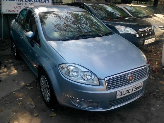 Used Fiat Linea 2007-2013 Emotion (Diesel) (Id-628305) Car in New Delhi