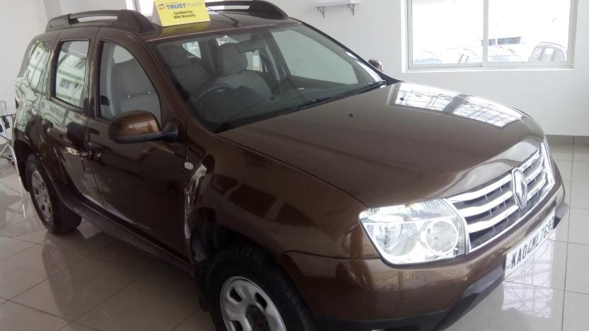 Used Renault Duster 2012-2015 85PS Diesel RxL (Id-806062) Car in Bangalore