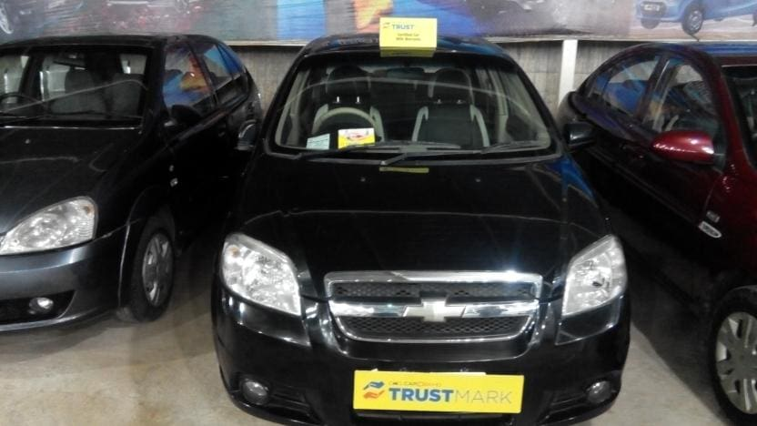 Used Chevrolet Aveo 1.4 LT (Id-778364) Car in Bangalore