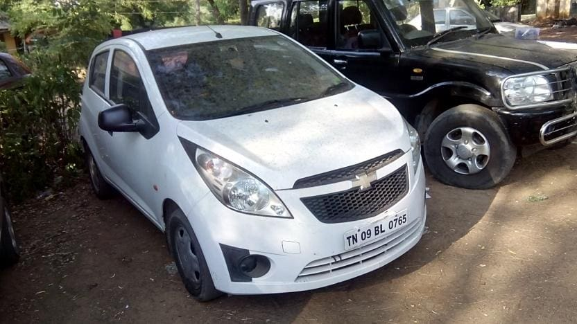 Used Chevrolet Beat 2010-2013 LT (Id-866890) Car in Chennai