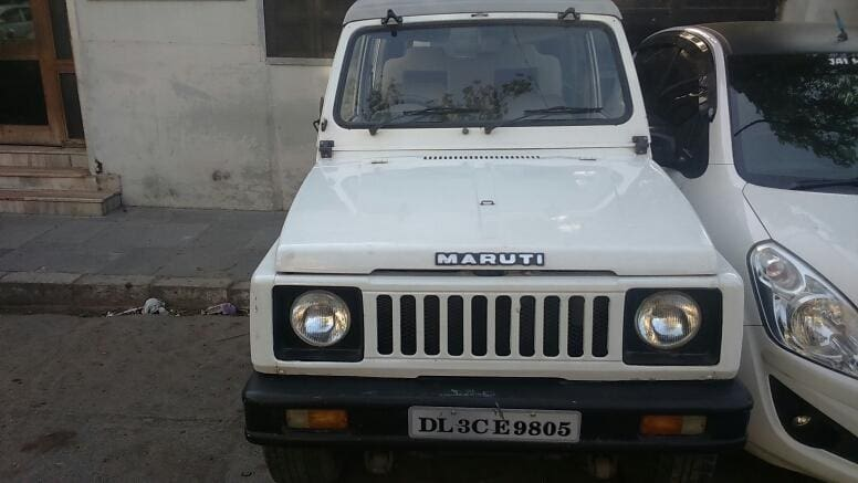 Used Maruti Gypsy MG410W HT (Id-637541) Car in New Delhi