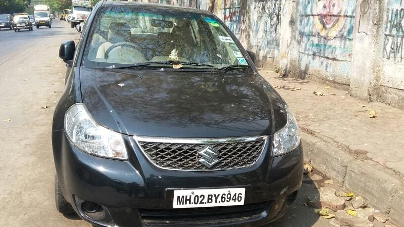 Used Maruti SX4 2007-2012 Vxi BSIV (Id-734755) Car in Mumbai