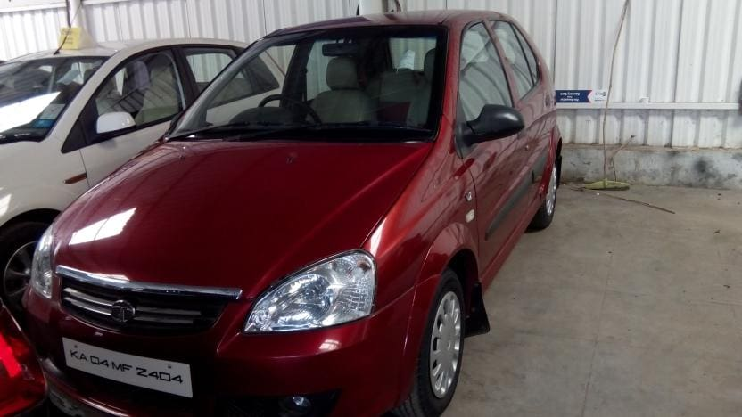 Used Tata Indica V2 Turbo DLS TC (Id-745903) Car in Bangalore