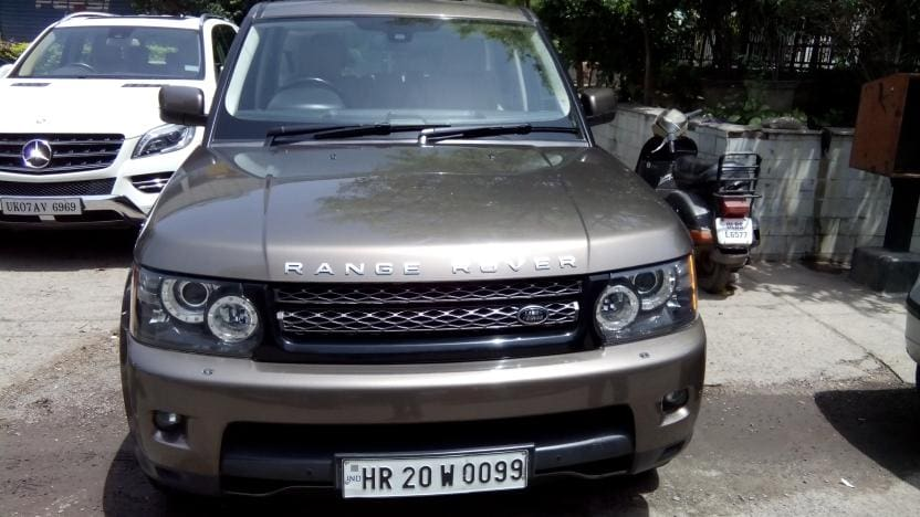 Used Land Rover Range Rover Sport S (Id-764792) Car in New Delhi