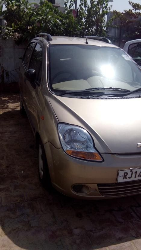 Used Chevrolet Spark 1.0 LS (Id-654575) Car in Jaipur
