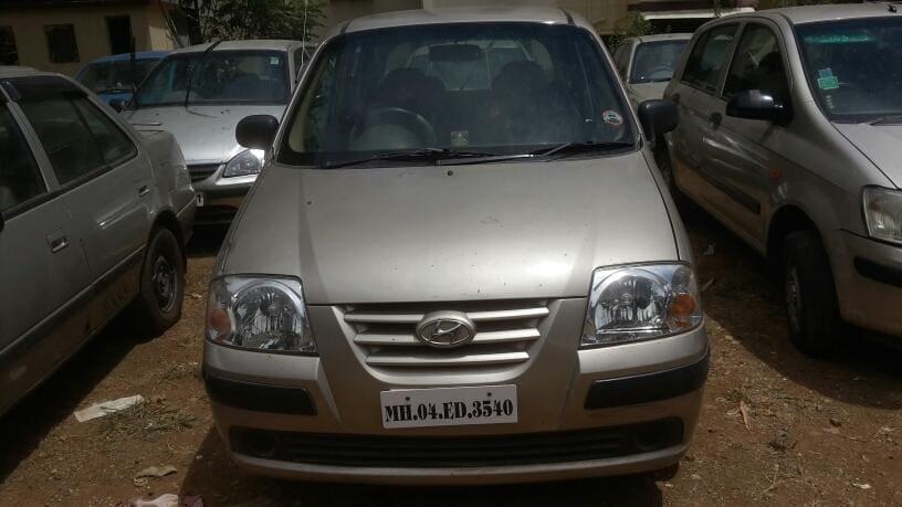 Used Hyundai Santro Xing GLS (Id-866846) Car in Mumbai