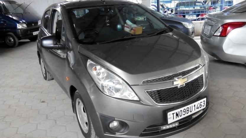 Used Chevrolet Beat 2010-2013 Diesel LS (Id-956160) Car in Chennai