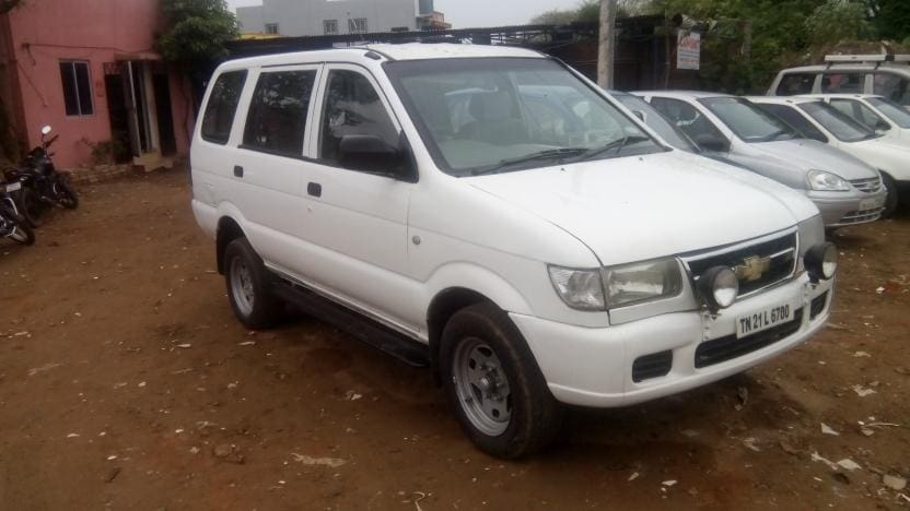 Used Chevrolet Tavera 2003-2007 B1-7 seats BSIII (Id-883268) Car in Chennai