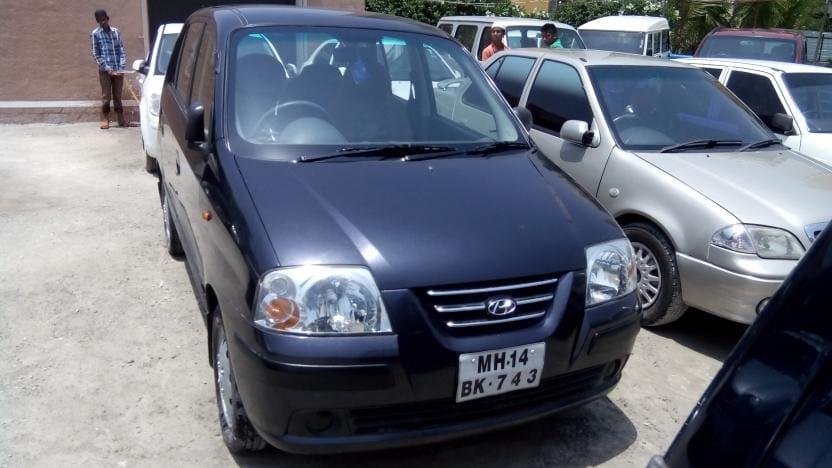 Used Hyundai Santro Xing GLS (Id-759609) Car in Pune