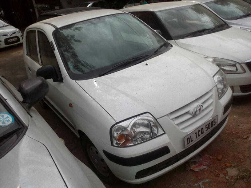 Used Hyundai Santro Xing GL (Id-782213) Car in New Delhi