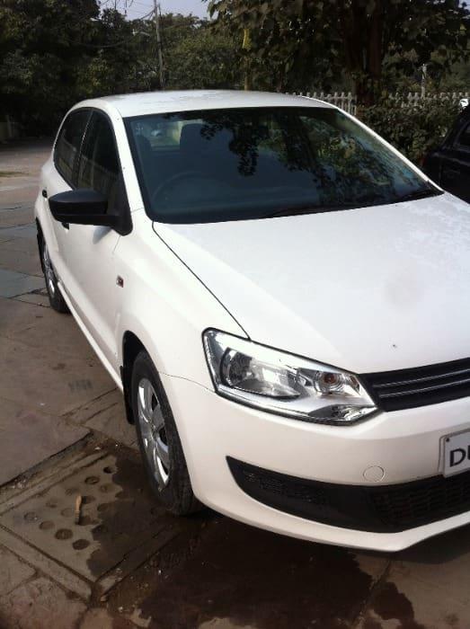 Used Volkswagen Polo 1.2 MPI Comfortline (Id-577318) Car in New Delhi