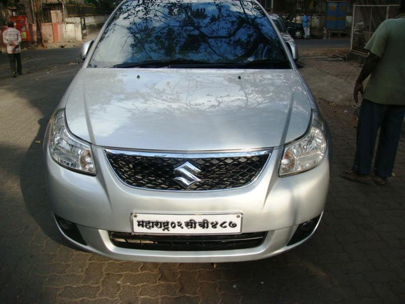Used Maruti SX4 ZXI MT BSIV (Id-564264) Car in Mumbai