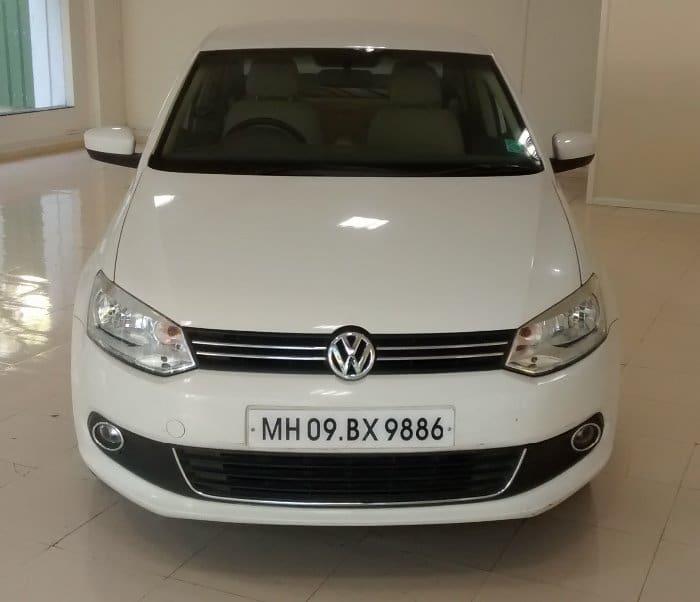 Used Volkswagen Vento 2010-2013 New Diesel Highline (Id-634954) Car in Pune