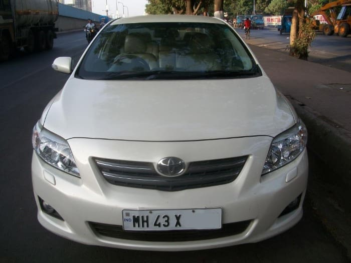 Used Toyota Corolla Altis VL AT (Id-644940) Car in Mumbai