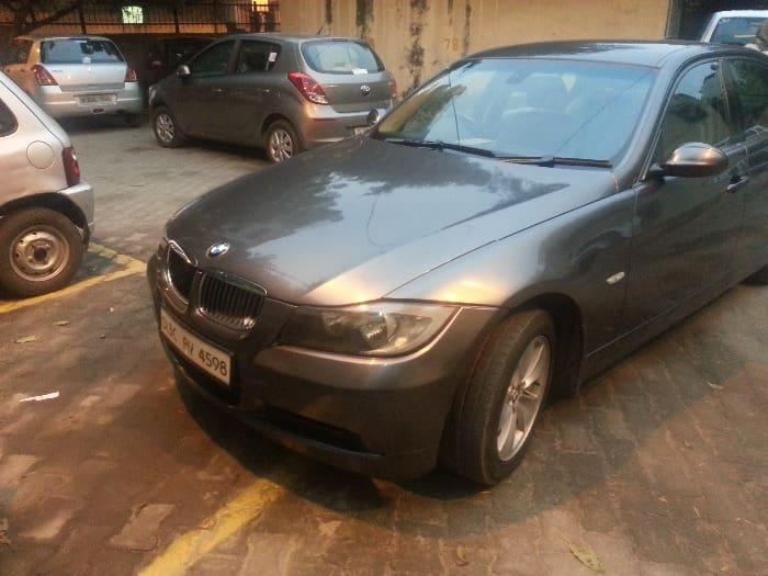 Used BMW 3 Series 320d (Id-577903) Car in New Delhi