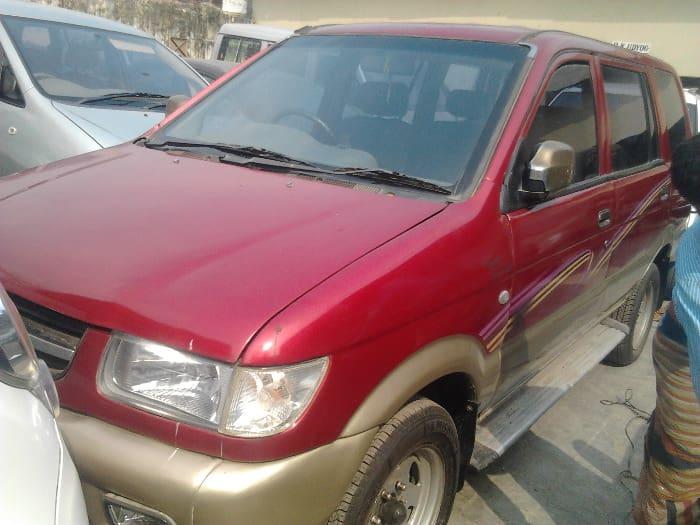 Used Chevrolet Tavera Neo 3 LS 7 Seats BSIV (Id-565274) Car in Kolkata