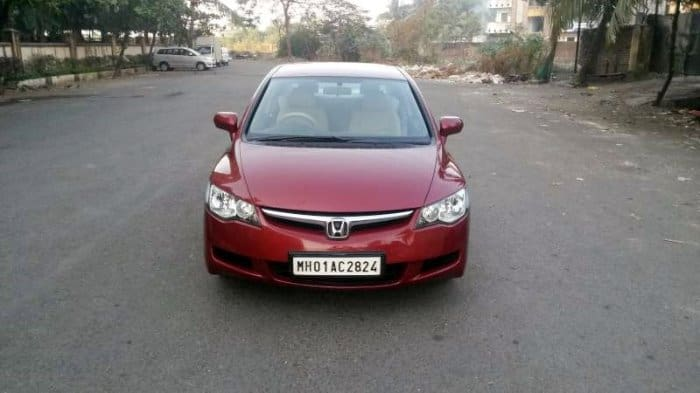 Used Honda Civic 1.8 S MT (Id-566546) Car in Mumbai