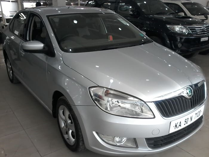 Used Skoda Rapid 1.5 TDI Ambition Plus (Id-584478) Car in Bangalore