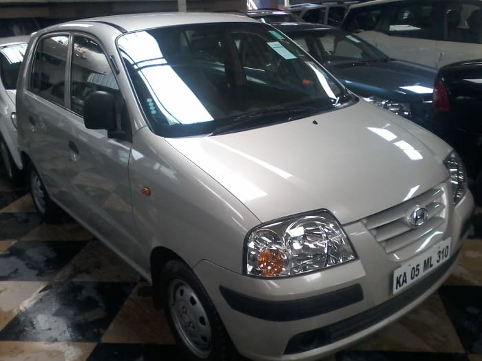 Used Hyundai Santro Xing GL Plus (Id-640485) Car in Bangalore