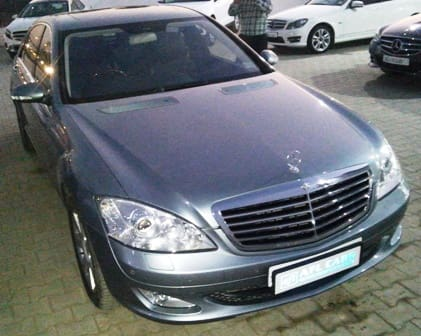 Used Mercedes-Benz S-Class 2005-2013 S 350 L (Id-638008) Car in Ahmedabad