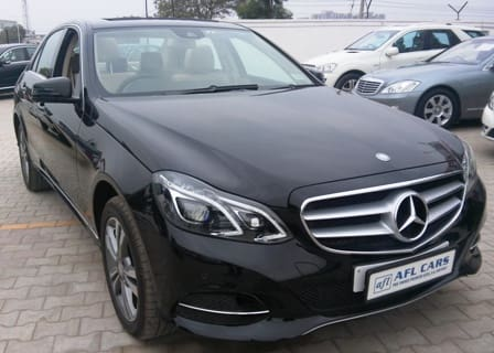 Used Mercedes-Benz E-Class E250 CDI Launch Edition (Id-671675) Car in Ahmedabad