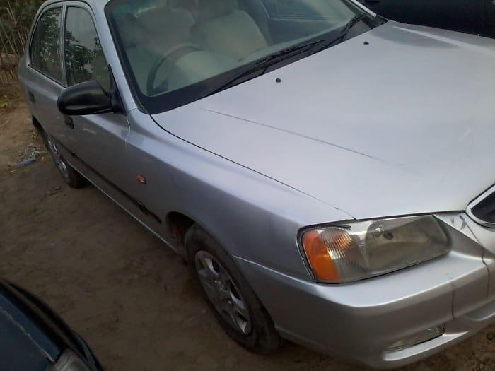 Used Hyundai Accent CRDi (Id-654527) Car in Jaipur