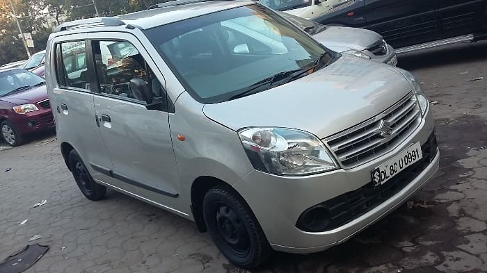 Used Maruti Wagon R LXI BS IV (Id-678386) Car in New Delhi