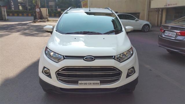 Used Ford Ecosport 1.5 Ti VCT MT Titanium (Id-669025) Car in Pune