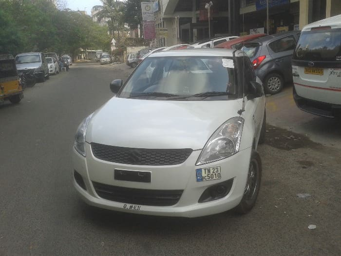 Used Maruti Swift 2011-2014 LXI (Id-707974) Car in Chennai