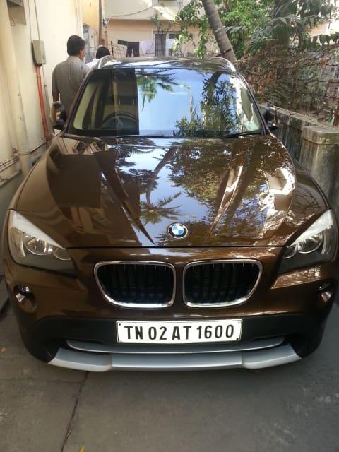 Used BMW X1 sDrive20d (Id-737761) Car in Chennai