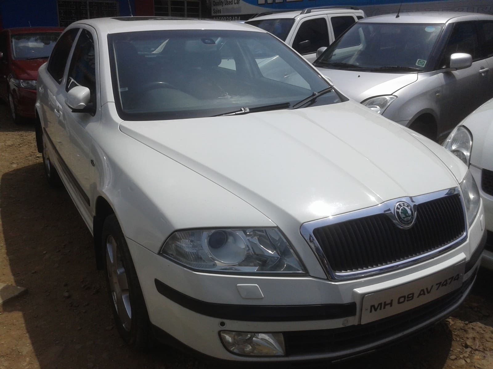 Used Skoda Laura L and K MT (Id-778227) Car in Pune