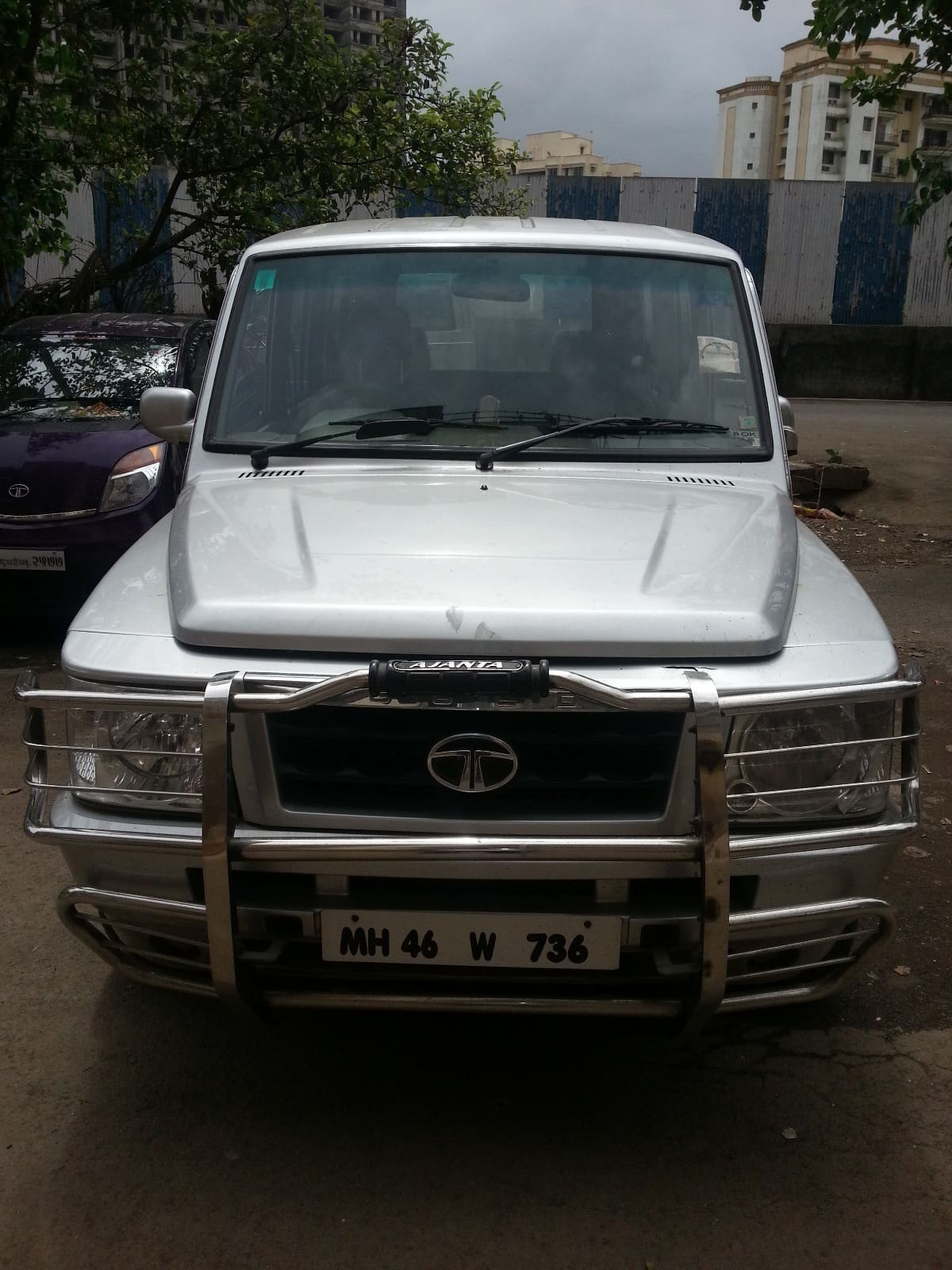 Used Tata Sumo Gold EX (Id-929698) Car in Mumbai
