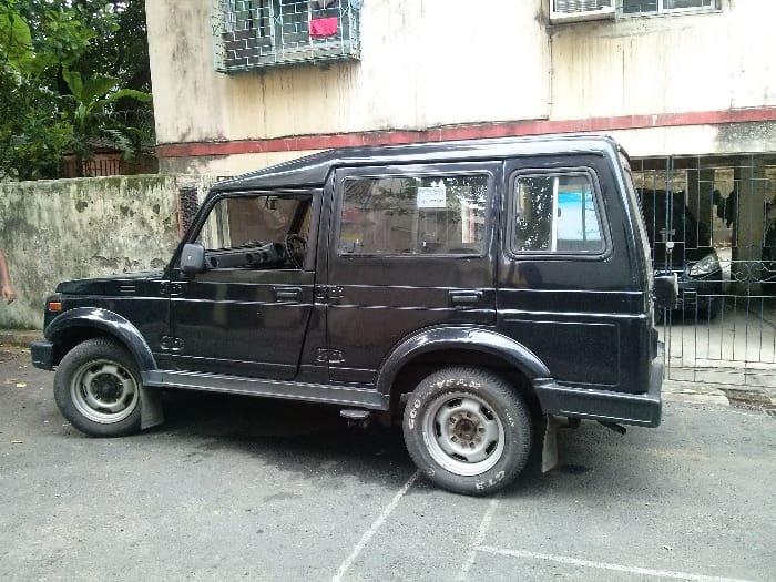 Used Maruti Gypsy MG410W HT (Id-584373) Car in Kolkata