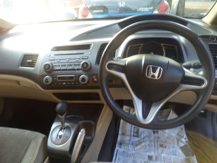 Used Honda Civic 1.8 S AT (Id-566705) Car in Pune