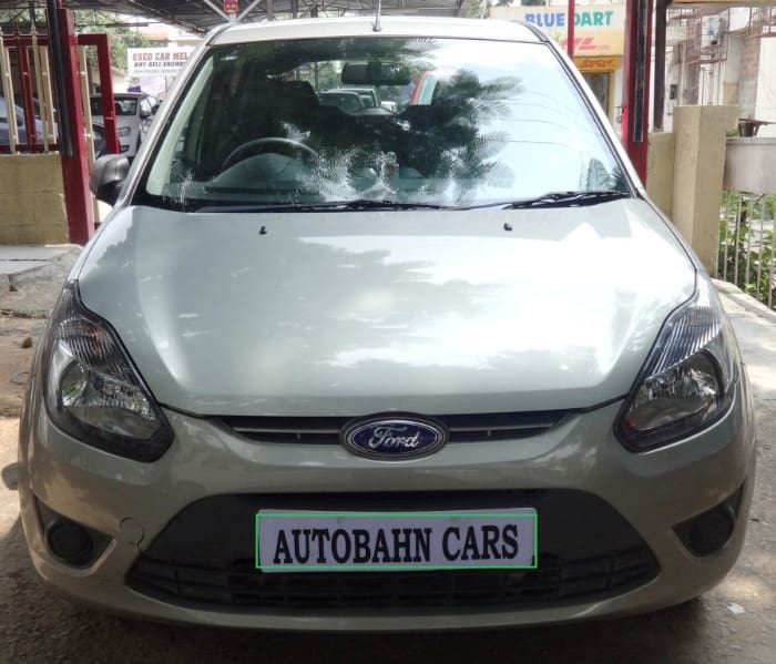 Used Ford Figo 2010-2012 Petrol ZXI (Id-661412) Car in Bangalore