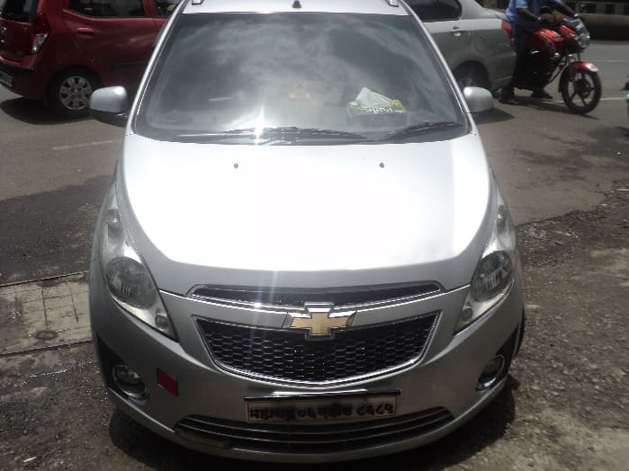 Used Chevrolet Beat LT Car in Thane