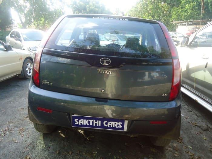 Used Tata Indica Vista 2008-2013 Quadrajet Anniversary Edition (Id-612945) Car in Chennai